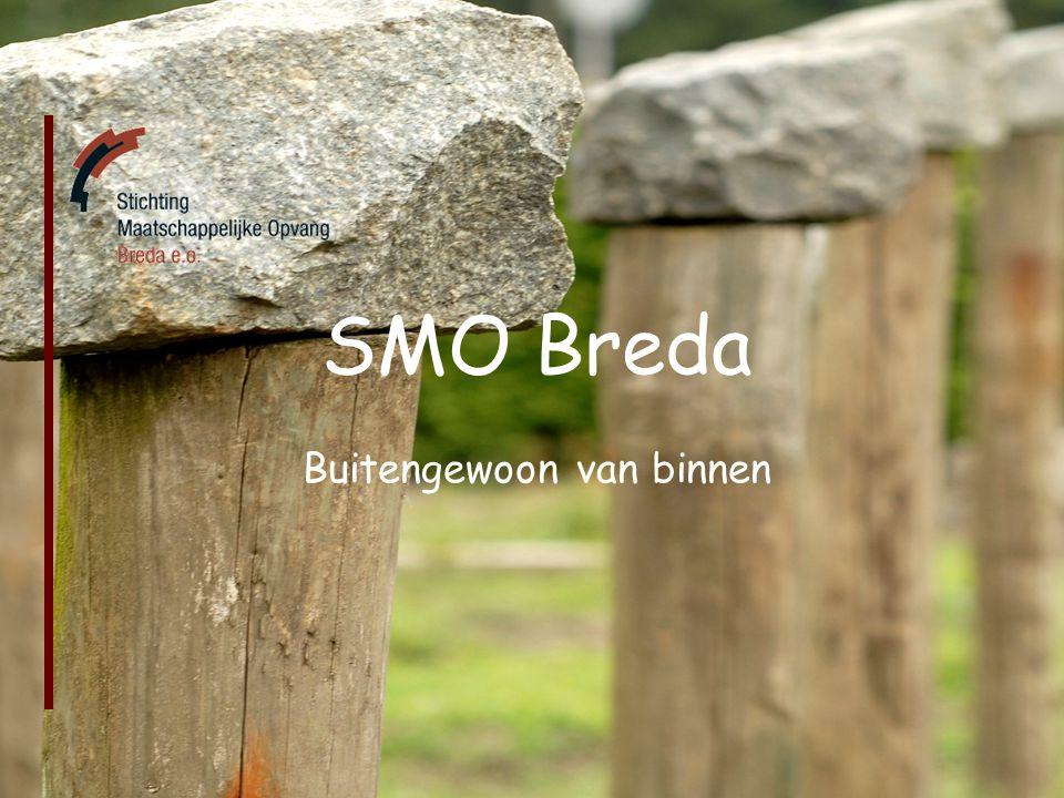 SMO Breda Buitengewoon van binnen