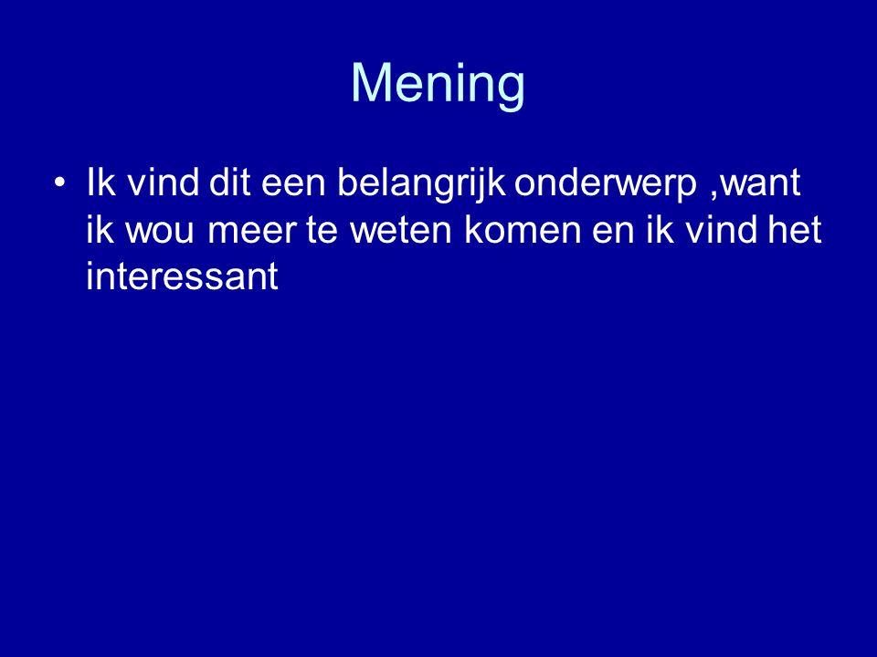 De relatie tussen mijn onderwerp en de actualiteit •Mijn onderwerp is altijd in de actualiteit, omdat er in Nederland altijd dreiging van het water is.