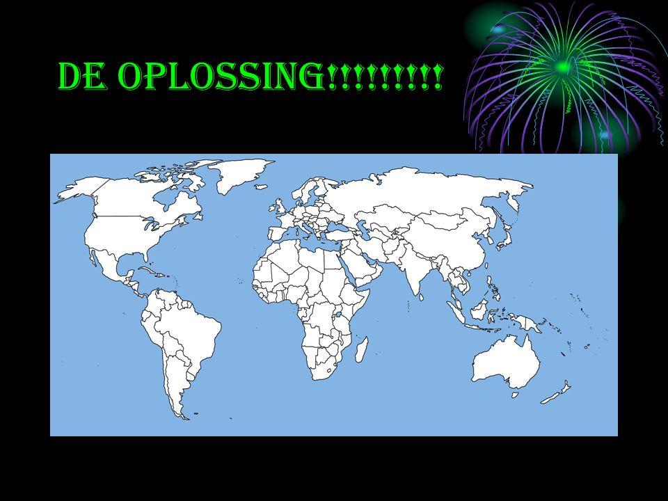DE OPLOSSING!!!!!!!!!
