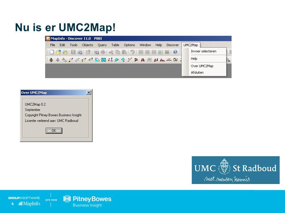 UMC2Map