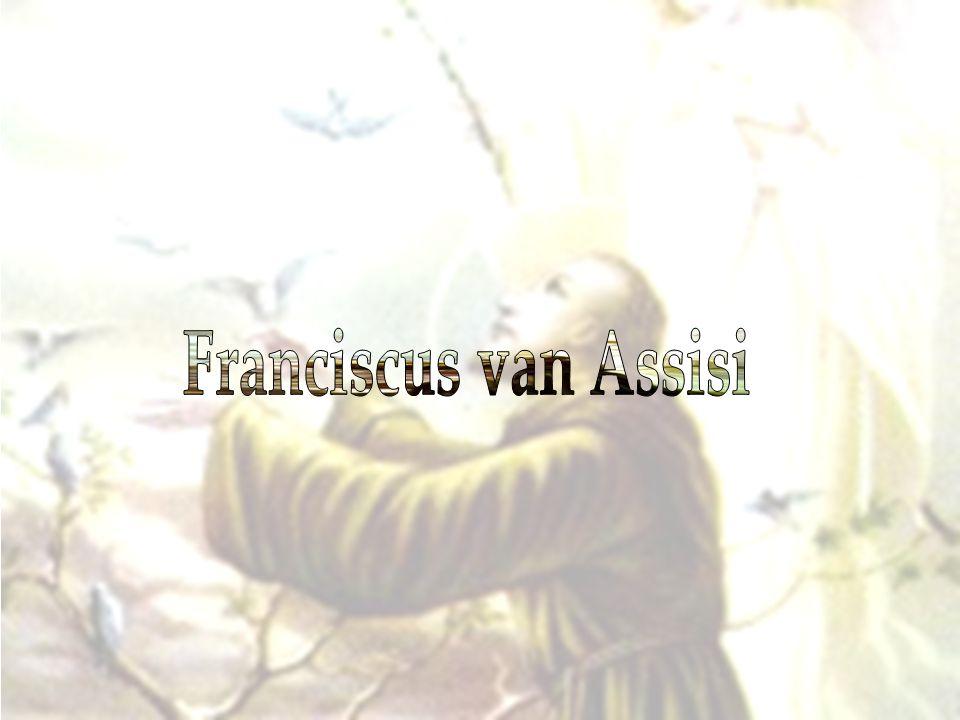 Franciscus werd geboren in Assisië (Italië), in de streek Umbrië in 1182.
