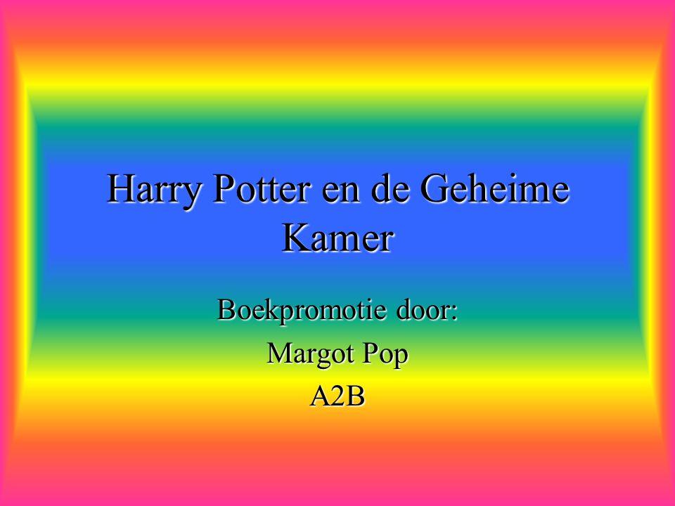Harry Potter en de Geheime Kamer Boekpromotie door: Margot Pop A2B