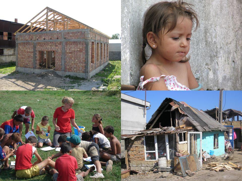 Care Foundation ondersteunt diverse individuen in Roemenië.