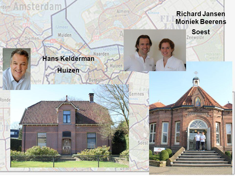 Richard Jansen Moniek Beerens Soest Hans Kelderman Huizen