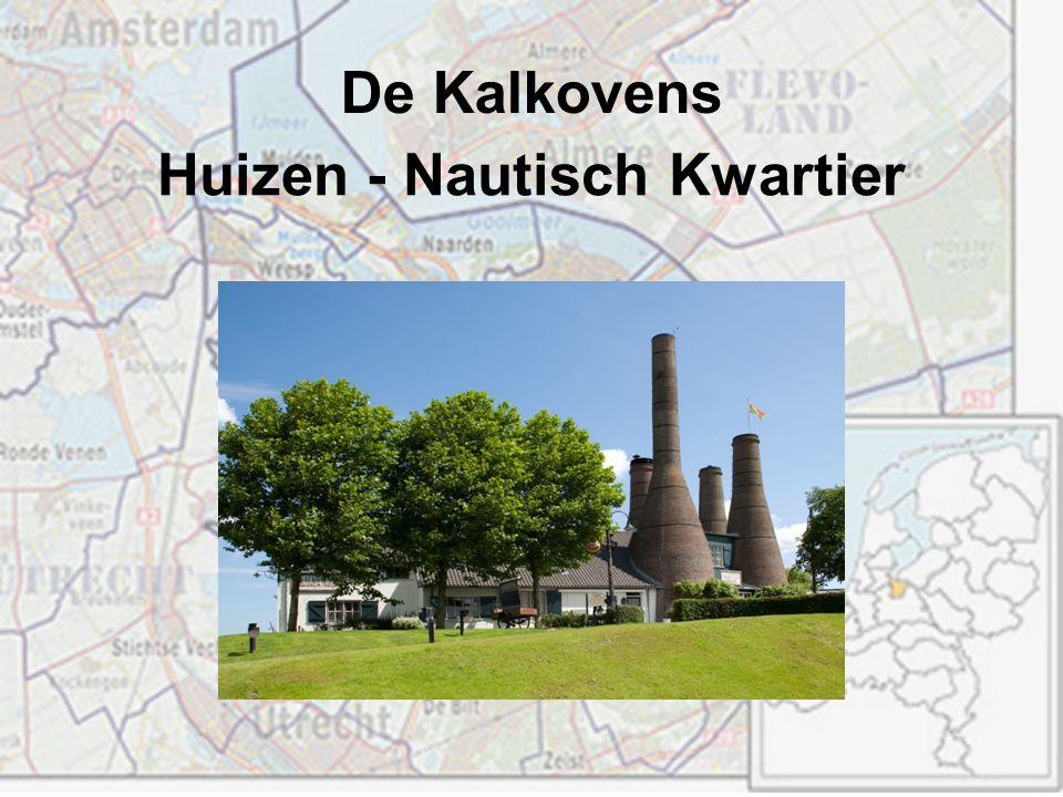De Kalkovens Huizen - Nautisch Kwartier