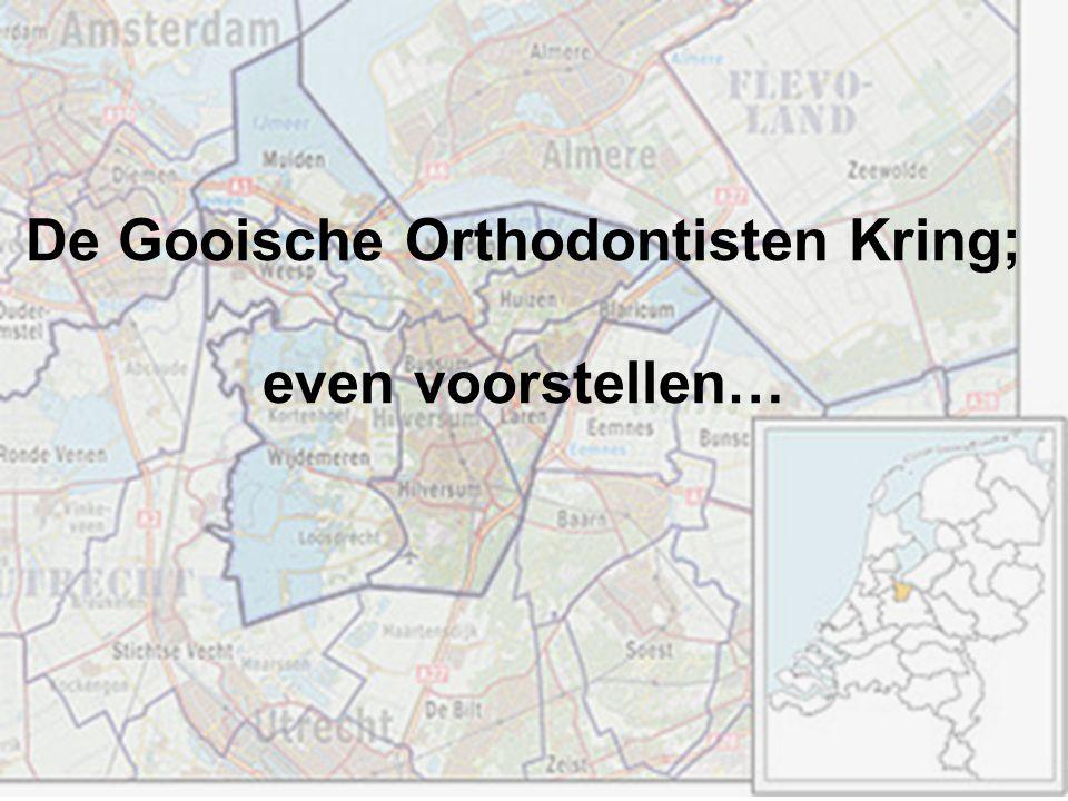 De Gooische Orthodontisten Kring; even voorstellen…