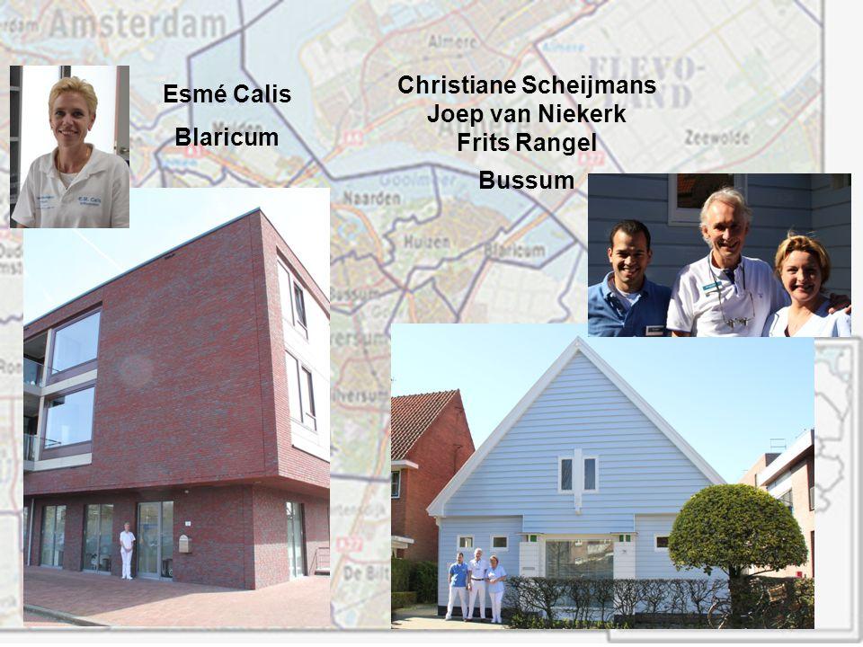 Esmé Calis Blaricum Christiane Scheijmans Joep van Niekerk Frits Rangel Bussum