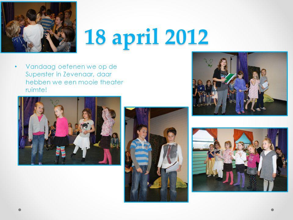 11 april 2012 • Een engel met vieze voeten is een muzikale familievoorstelling over vriendschap en heimwee.