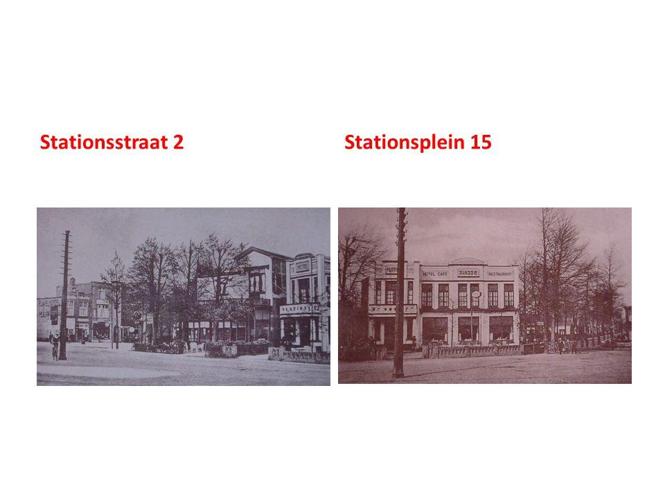 Stationsstraat 2Stationsplein 15