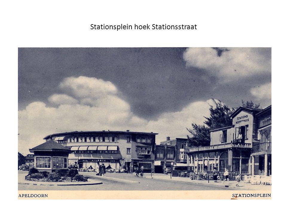 Stationsplein hoek Stationsstraat