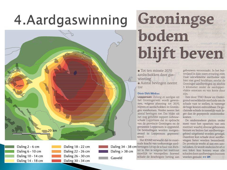  Vroeger glacialen en interglacialen  Laatste glaciaal  IJskap op Scandinavisch Hoogland
