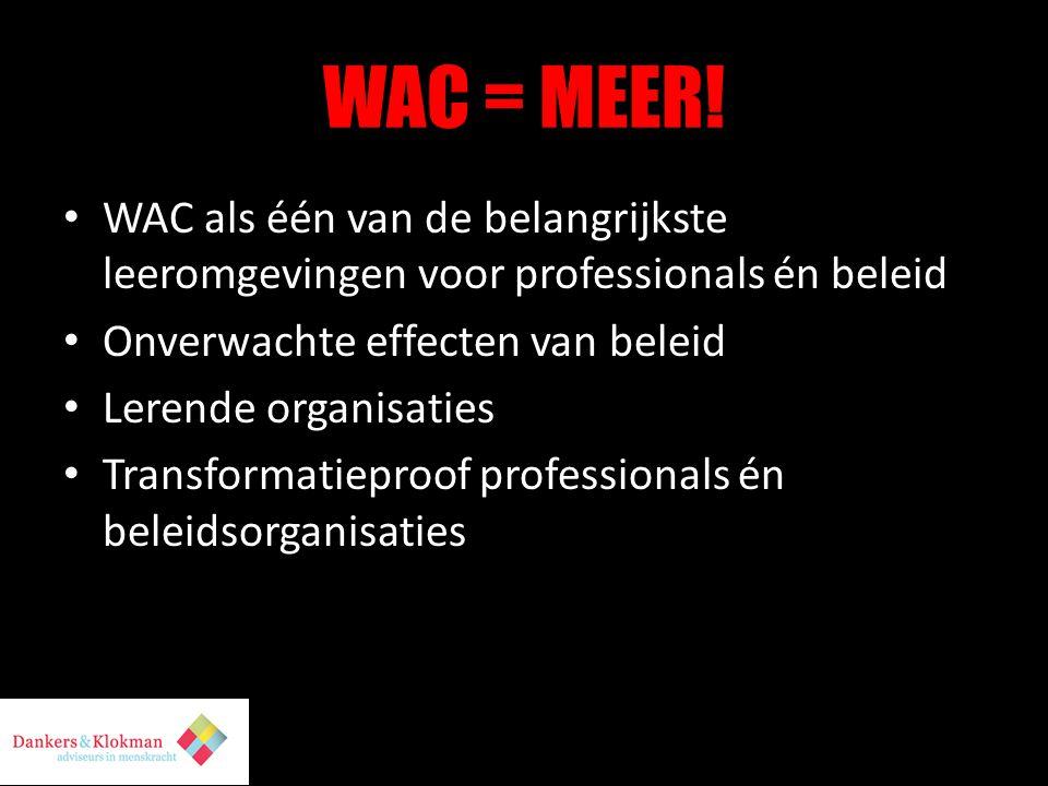 WAC = MEER.