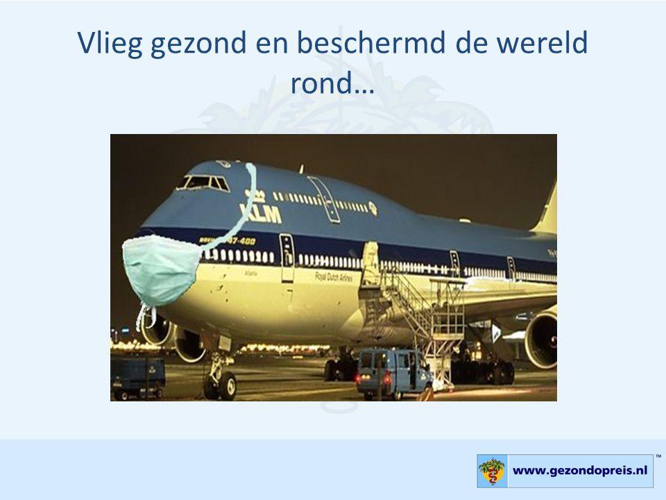 'Schiphol Survey' 2009 • Oktober 2009 • Enquête reizigers 'verre' bestemmingen • Steekproef n = 426 • Selectie vluchten: • - 'malarialanden' (101) • - 'hepatitis endemische landen' (325) • Zelfde opzet & zelfde bestemmingen als 2005, 2007-2008 'Schiphol Survey', GlaxoSmithKline, oktober 2009, data on file