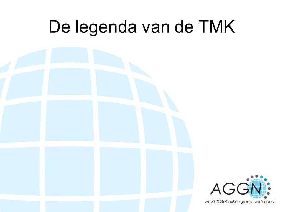 De legenda van de TMK