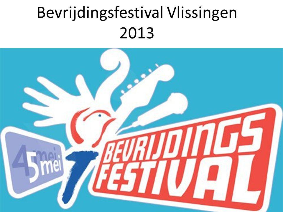 Bevrijdingsfestival Vlissingen 2013