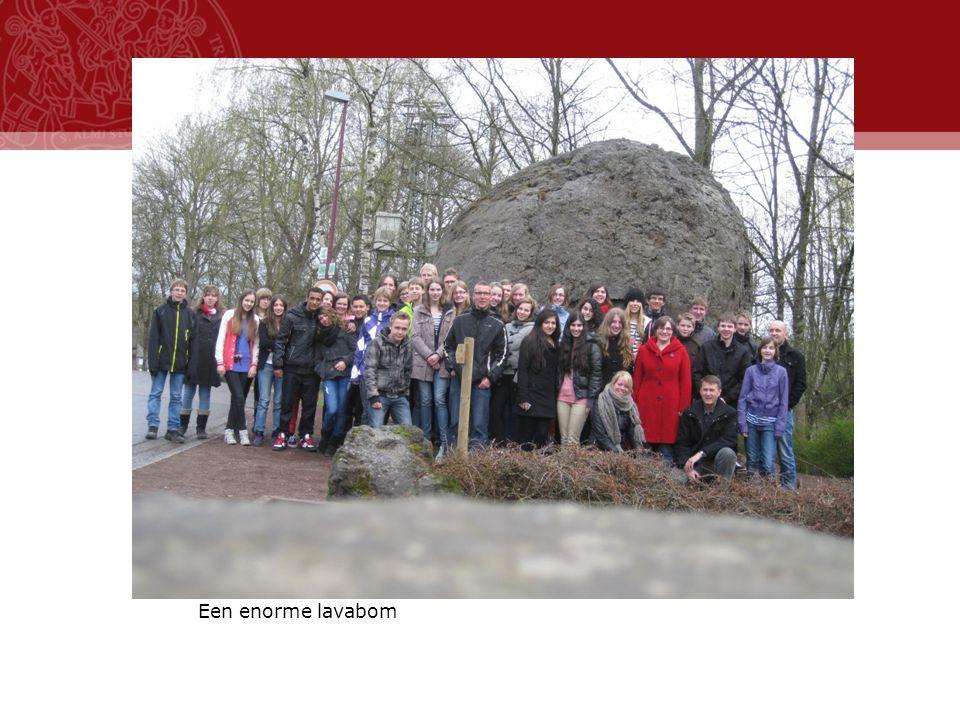 Stand: November 2007 Een enorme lavabom