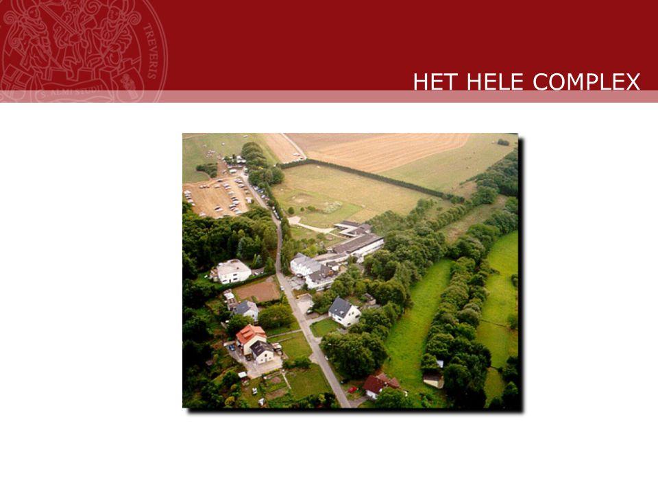 Stand: November 2007 HET HELE COMPLEX