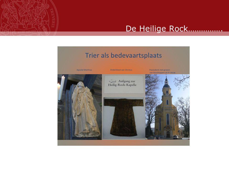 Stand: November 2007 De Heilige Rock…………….