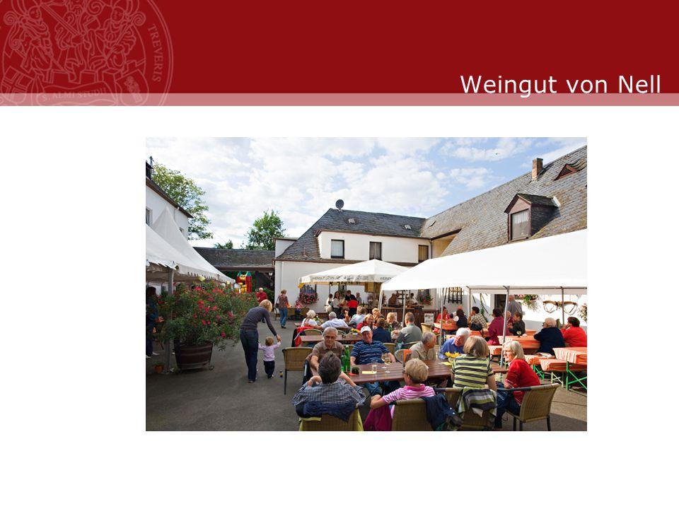 Stand: November 2007 Weingut von Nell