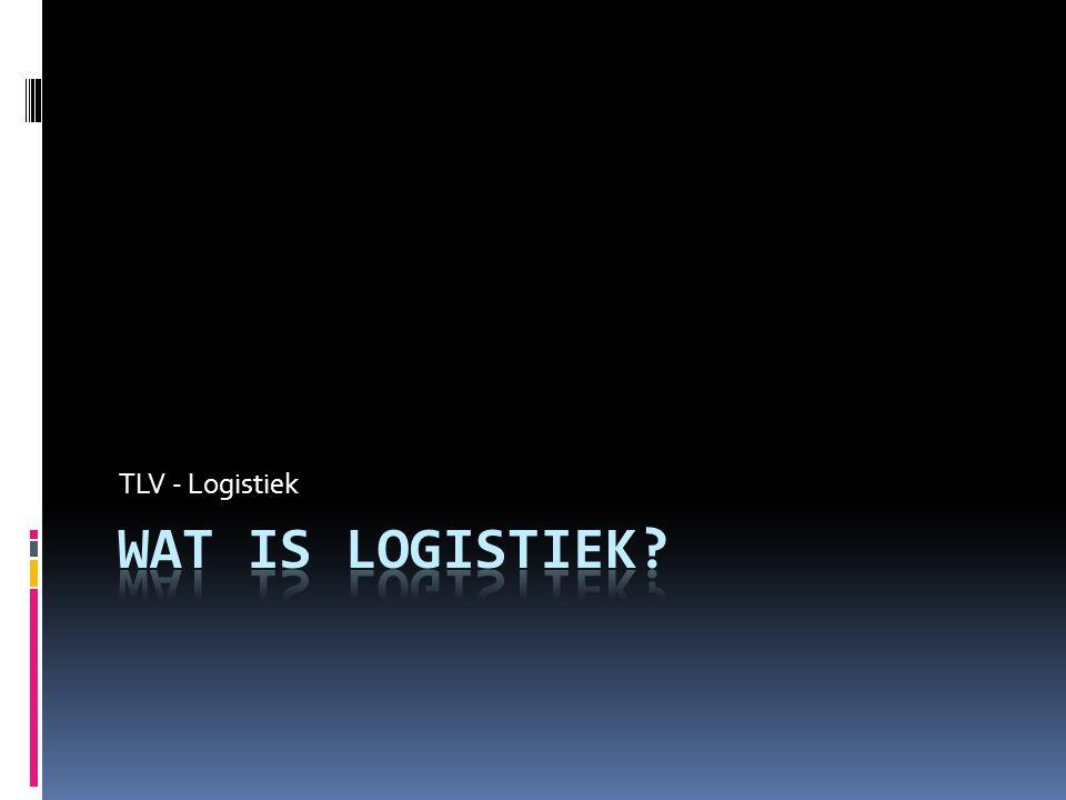 TLV - Logistiek