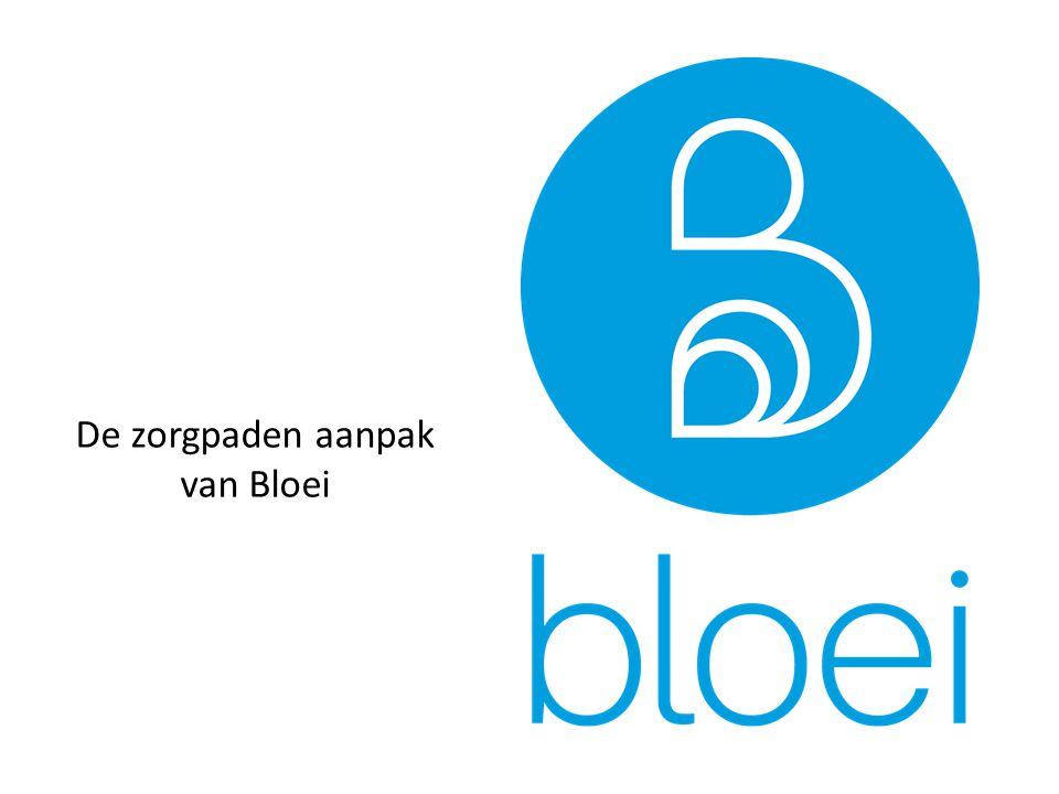 De zorgpaden aanpak van Bloei