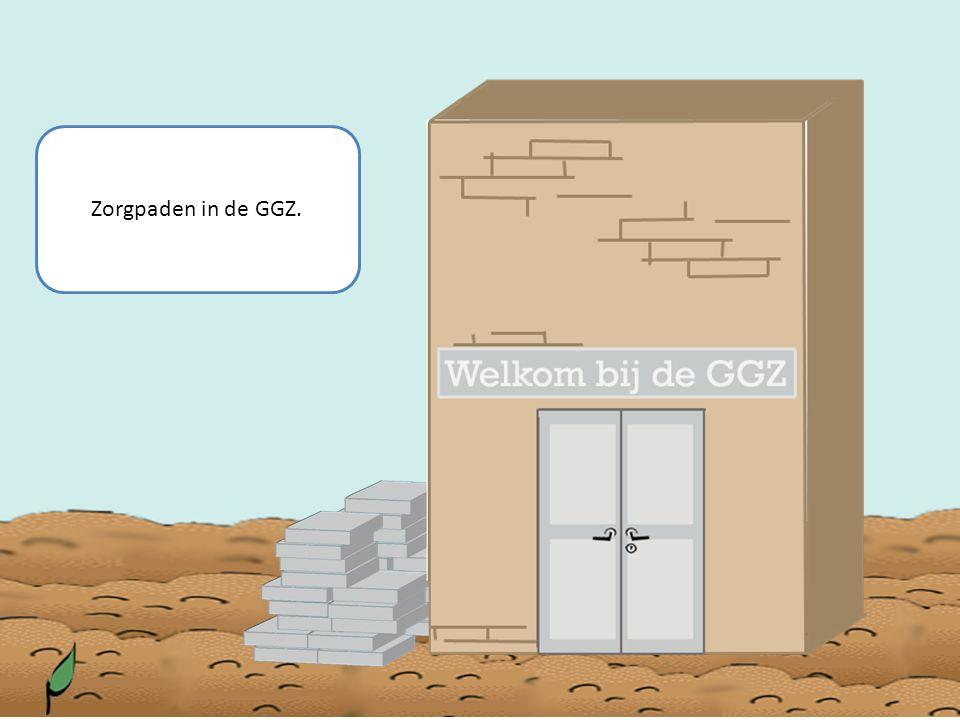 Zorgpaden in de GGZ.