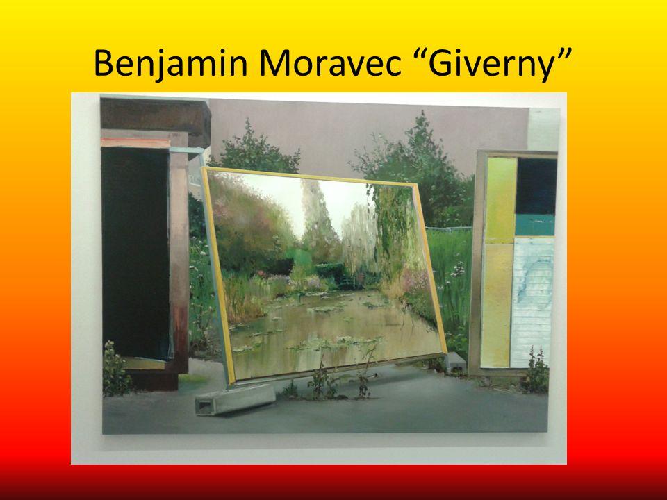 """Benjamin Moravec """"Giverny"""""""