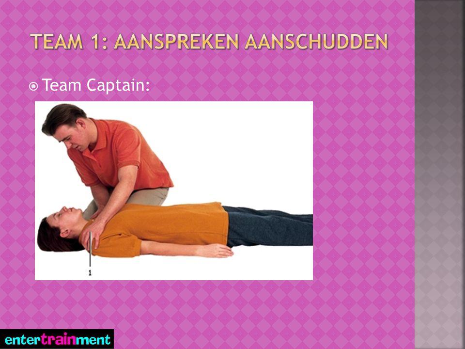  Team Captain: