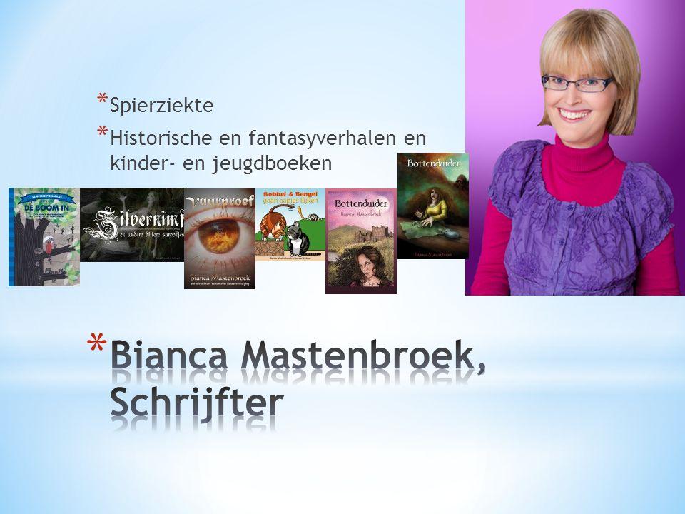 * Spierziekte * Historische en fantasyverhalen en kinder- en jeugdboeken