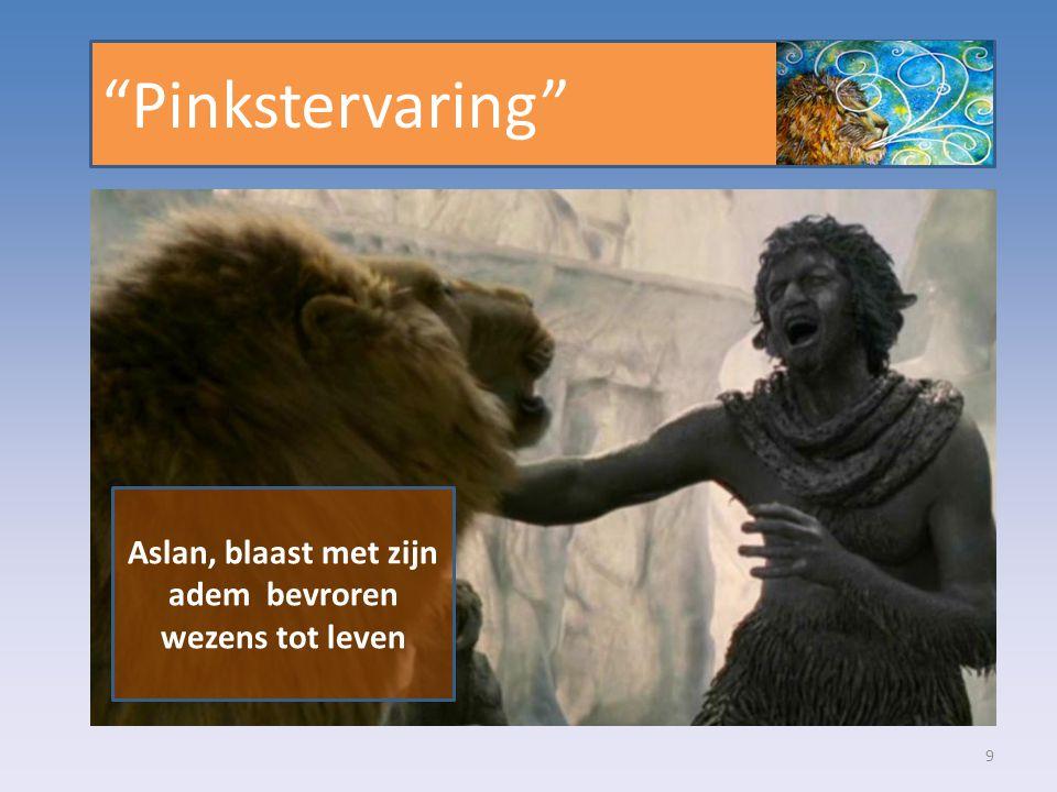 10 Kenmerken van de Pinksterervaring Een voorbeeld Mark Bowden 1.Maak een goede woordspin 2.Omschrijf kort het moment van de Pinksterervaring.