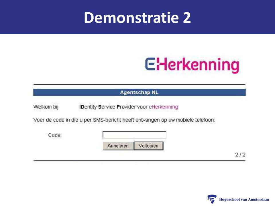 Demonstratie 2