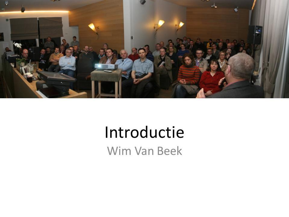 NO P Introductie Wim Van Beek