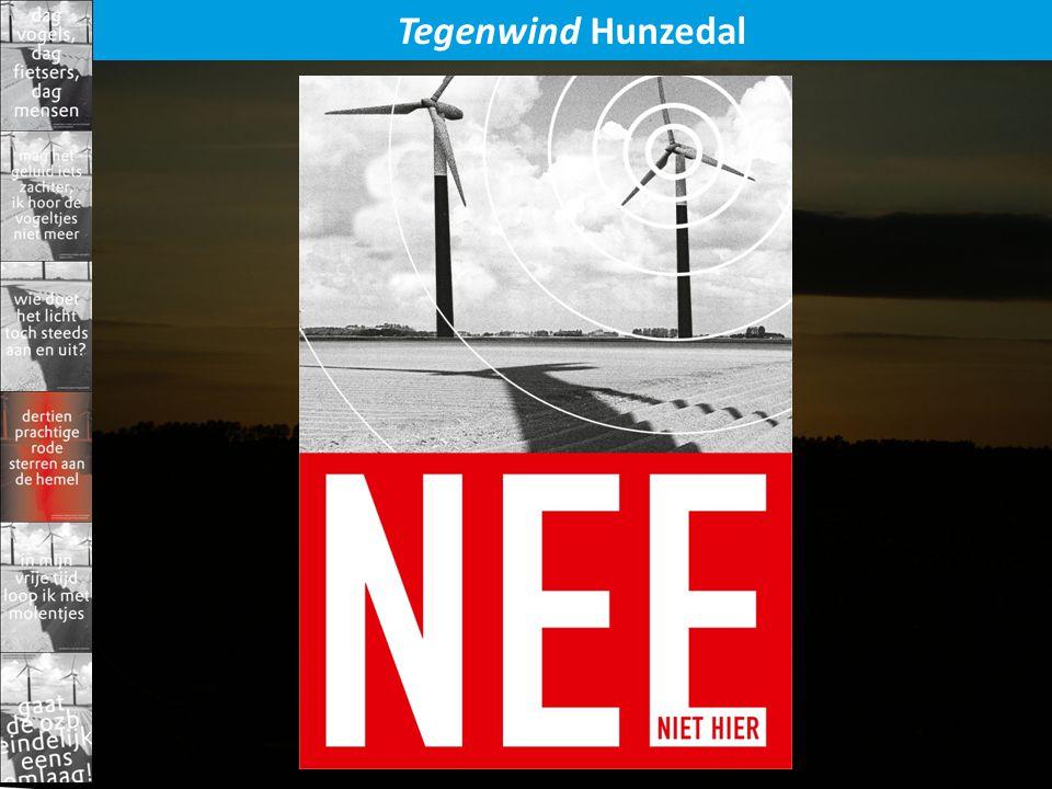 Tegenwind Hunzedal