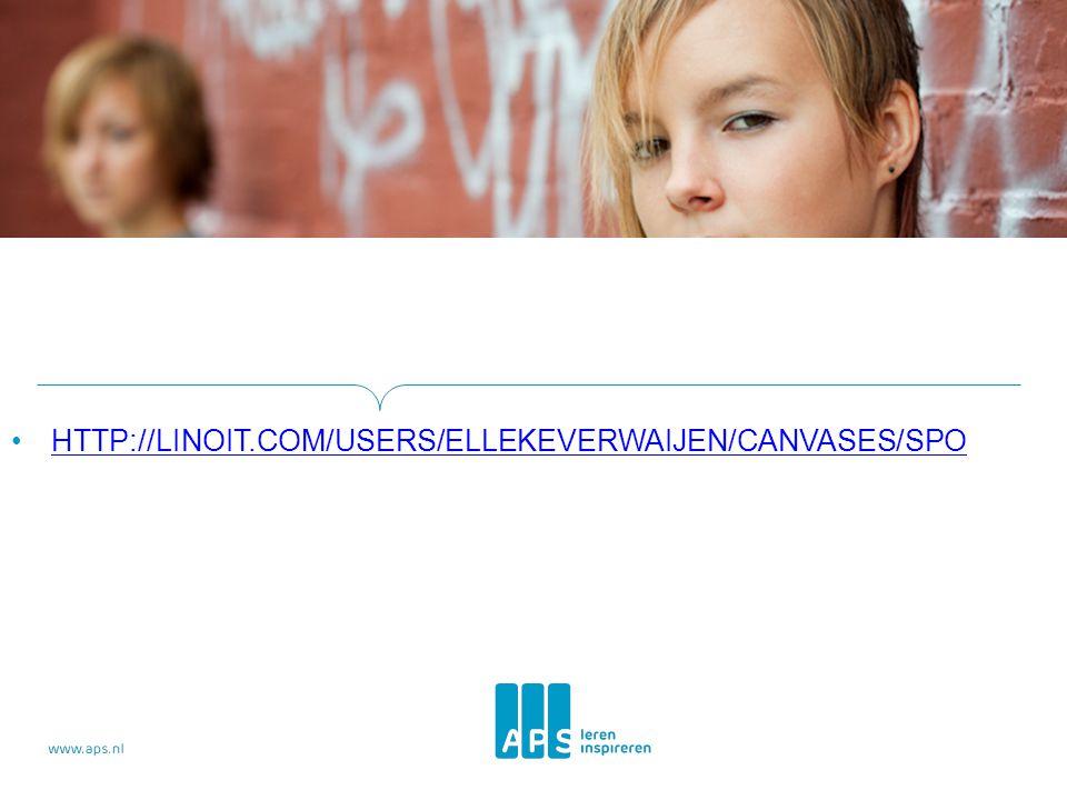•HTTP://LINOIT.COM/USERS/ELLEKEVERWAIJEN/CANVASES/SPOHTTP://LINOIT.COM/USERS/ELLEKEVERWAIJEN/CANVASES/SPO