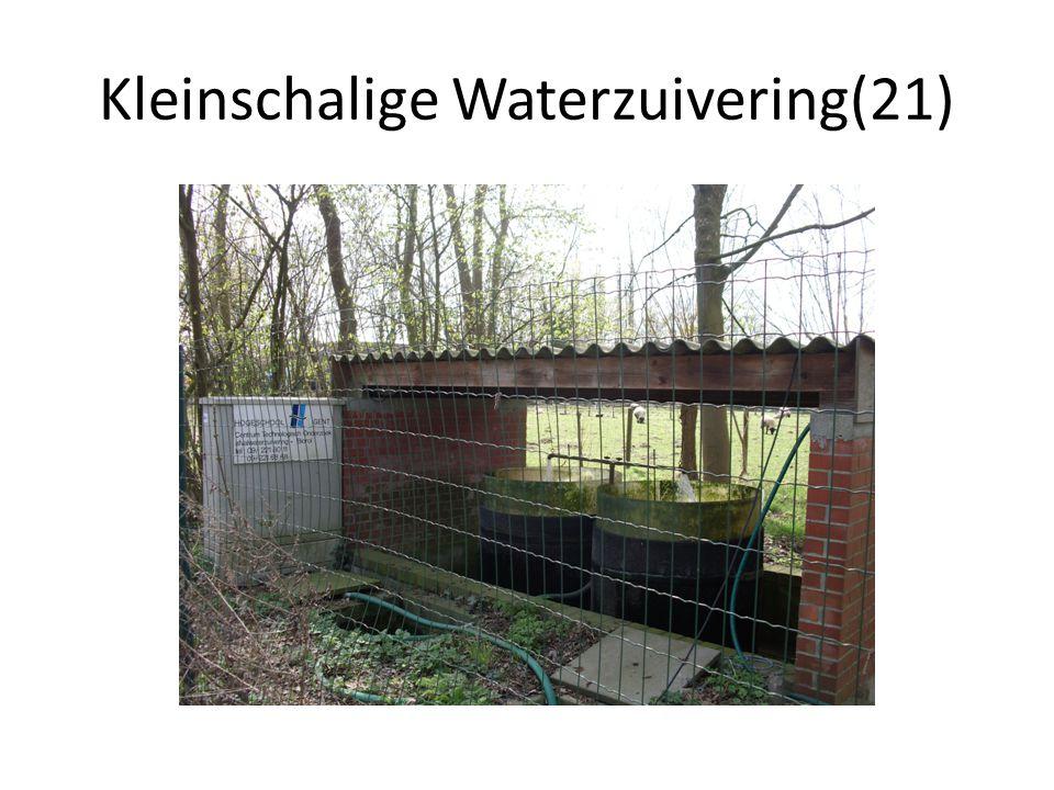 Kleinschalige Waterzuivering(21)