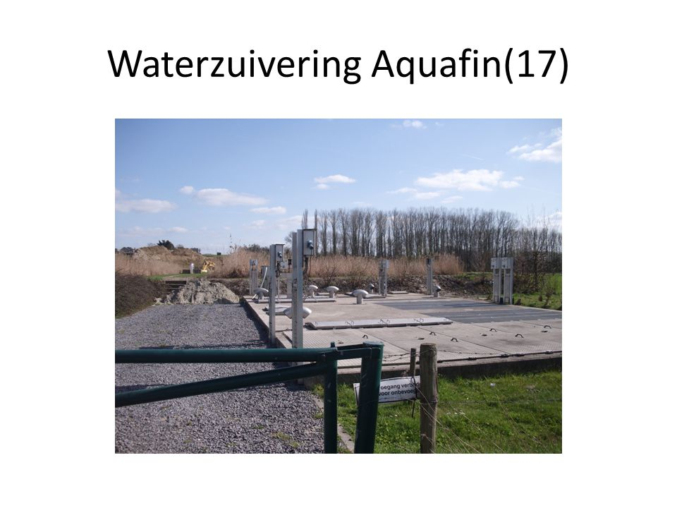 Waterzuivering Aquafin(17)