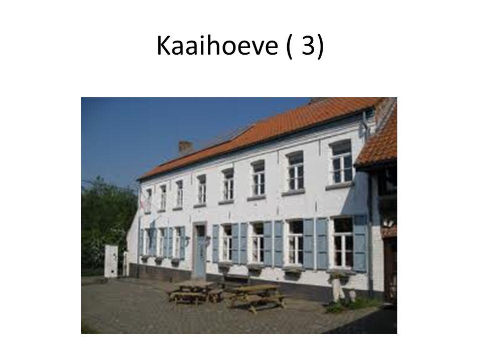 Kaaihoeve ( 3)