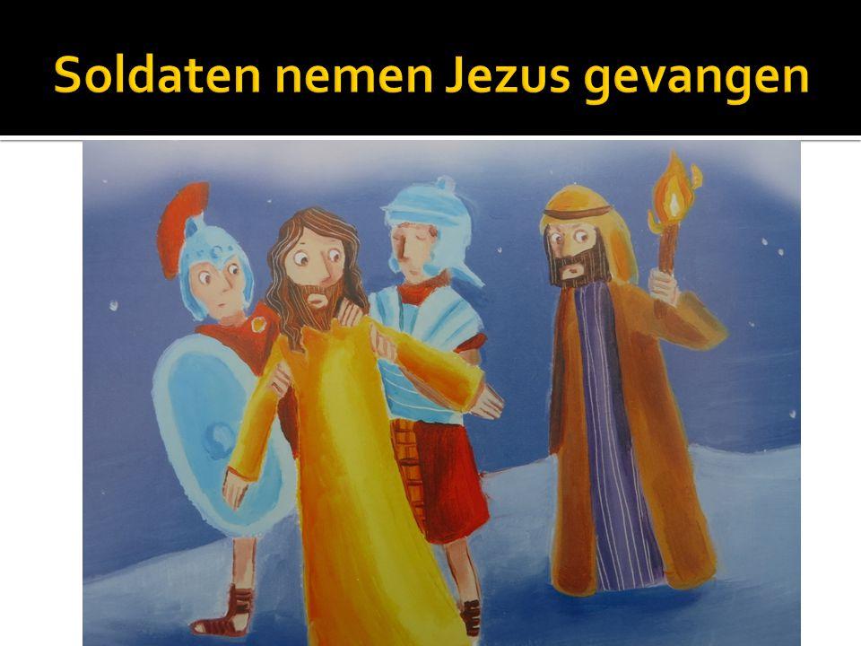  Mensen hebben verdriet omdat Jezus dood is… maar plots is het graf leeg.