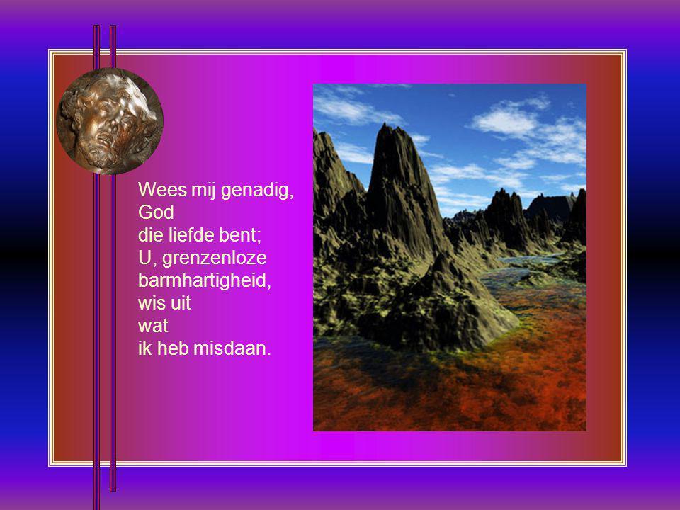 de profeet Natan wees David op zijn grote zonde met Batsabe
