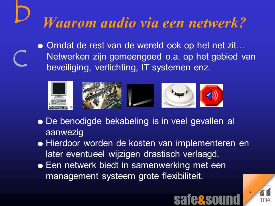 bcbc 2 NETWERK INFO (LAN) Inhoud: l Introductie l Verbindingen via LAN l Netwerk instelling, Browser l Netwerk instellingen op de PC l Controle van de verbindingen l Netwerk apparatuur