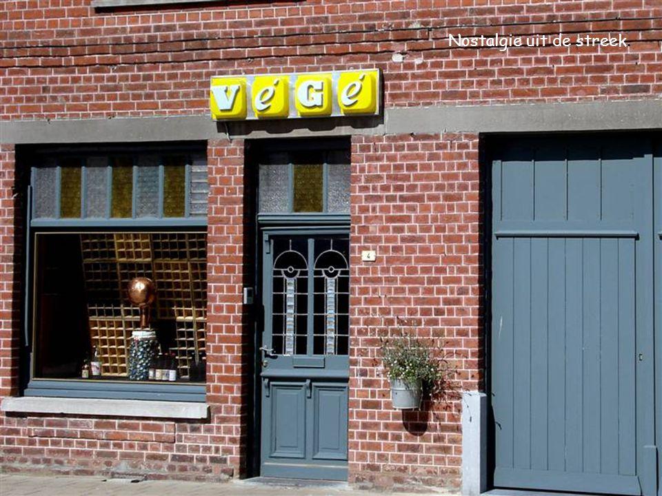 Café In de Vrede , het enige café waar men de trappist van Westvleteren serveert, gelegen in de schaduw van de St.Sixtus abdij.