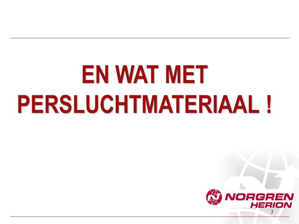 14 Luchtkwaliteit  ISO 8573-1 perslucht voor algemeen gebruik.