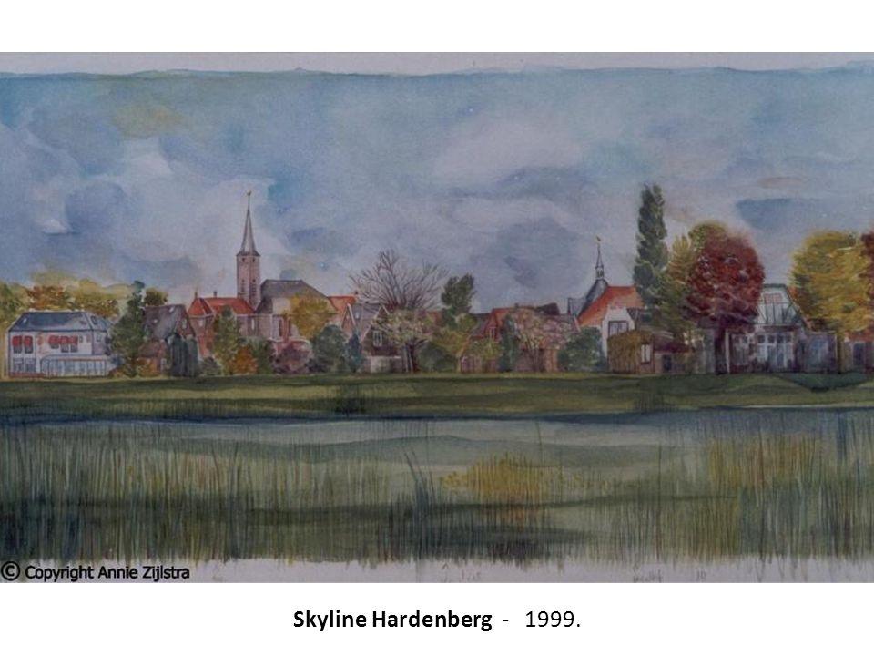 Skyline Hardenberg - 1999.