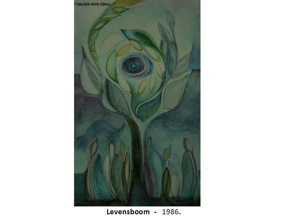 Levensboom - 1986.