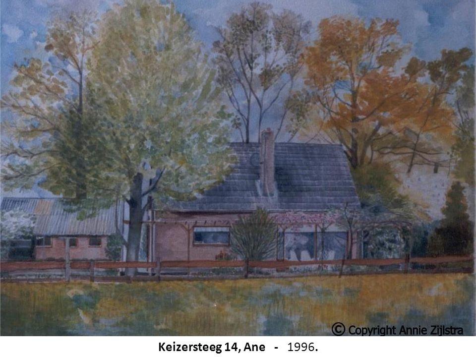 Keizersteeg 14, Ane - 1996.
