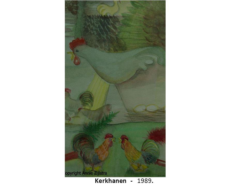 Kerkhanen - 1989.