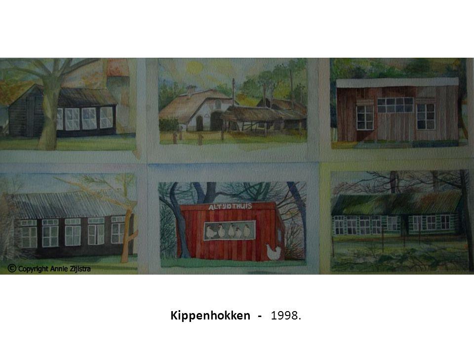 Kippenhokken - 1998.