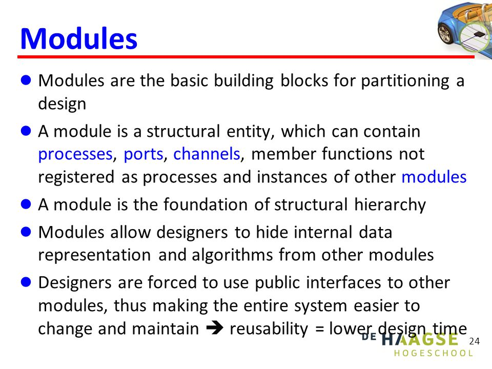 Processes  Processes are small pieces of code that run concurrently with other processes.
