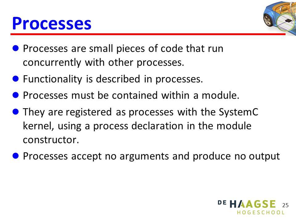 SystemC in UML 26