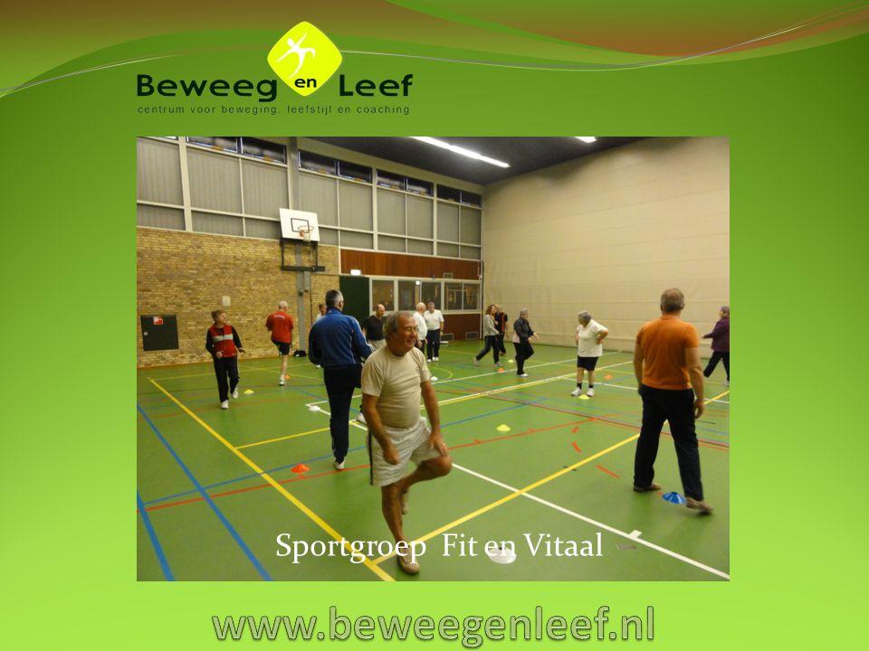 Sportgroep Fit en Vitaal
